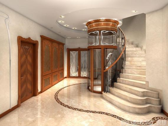 Лифт для загородного дома или двухуровневой квартиры: роскошь или необходимость?