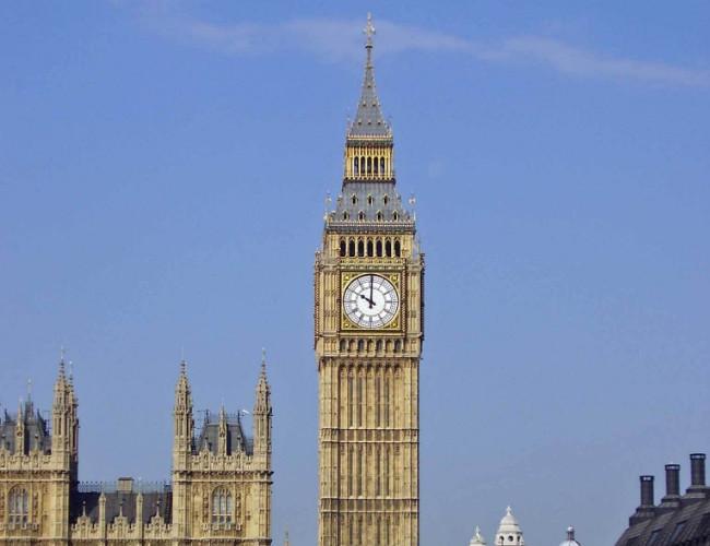 Лондонский Big Ben будет остановлен на четыре года