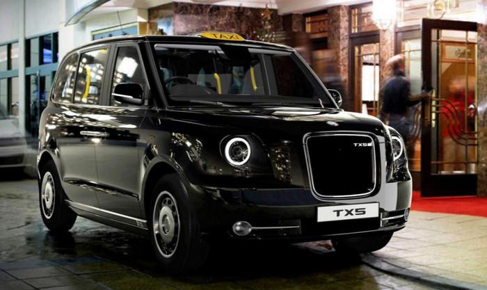 Лондонское такси начнет работать в городах Европы
