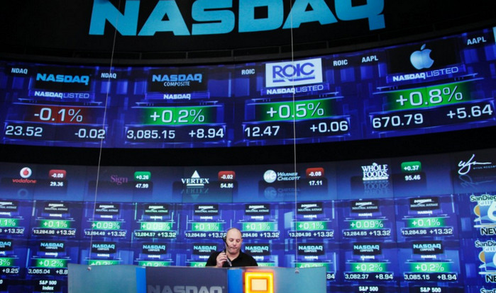 Ложная информация о ценах на акции технологических компаний попала в сеть