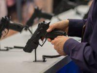 Луценко выступил за легализацию короткоствольного оружия