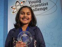 Лучшим молодым ученым США стала12-летняя Гитанджали Рао
