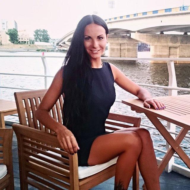 Русской фото секси гламурные