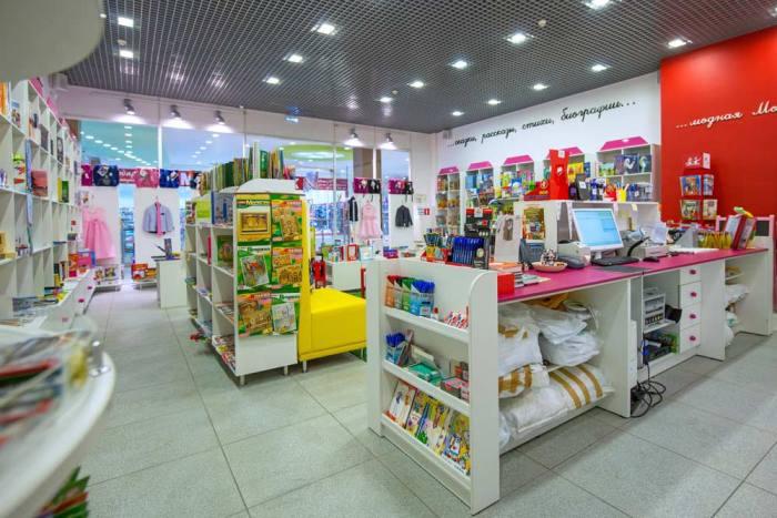 Как открыть крупный магазин детских товаров?