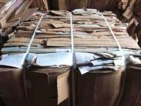 В России запретили экспорт макулатуры
