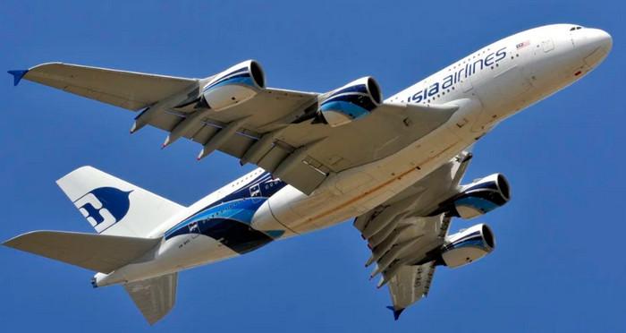 Malaysia Airlines будет следить за своими самолетами из космоса