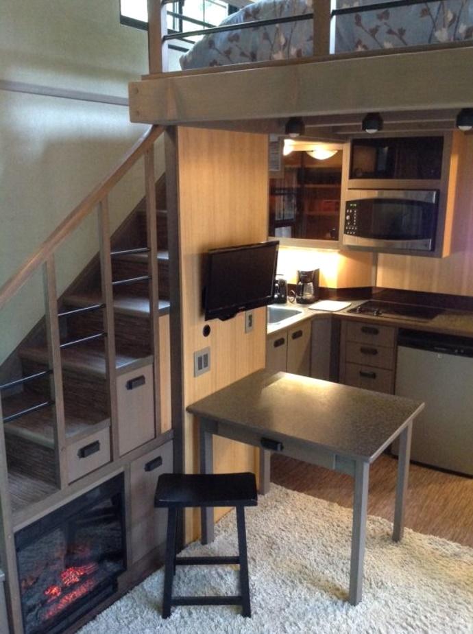 Дом, смарт-квартира, интерьер, площадь, д 30 м. кв., жилплощадь, дизайн, проживание, стоимость, цена, квартира студия