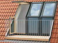 Как правильно оформить мансардное окно?