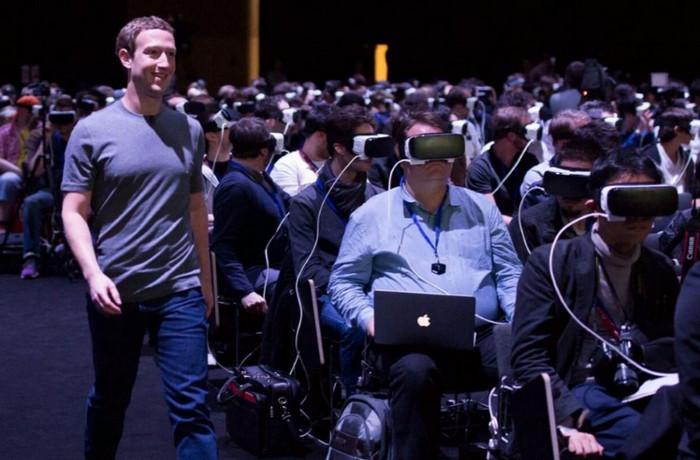 Марк Цукерберг даст показания в суде по технологии Oculus VR