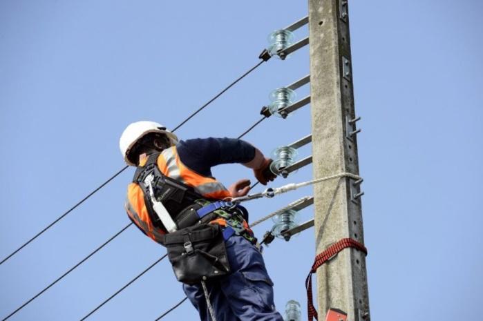 Мародеры не дают восстановить электроснабжение