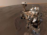 Марсоход Curiosity отметил 5 лет пребывания на Красной планете