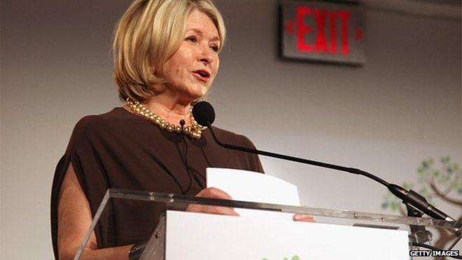 Марта Стюарт продает свой образ жизни за 353 миллиона долларов