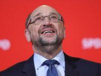 Мартин Шульц готов начать переговоры о создании коалиции в правительстве Германии