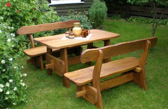 Бизнес-идея: продажа садовой мебели
