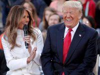 Мелания Трамп назвала два своих любимых телесериала о женщинах