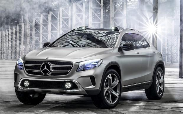 Mercedes-Benz обошел по продажам Audi