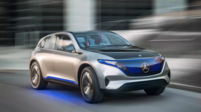 Mercedes-Benz инвестирует $1 млрд в строительство электромобилей в США