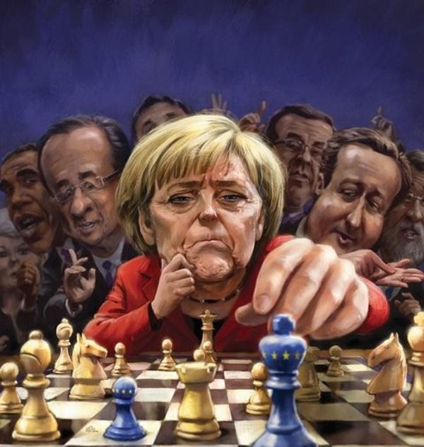 """Меркель на саммите """"Деловой двадцатки"""" обрушилась на сторонников протекционизма"""