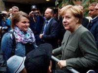 Меркель рассказала об абортах и детях на встрече с избирателями
