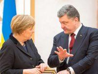Германия: Порошенко должен определиться, хочет он быть президентом или олигархом