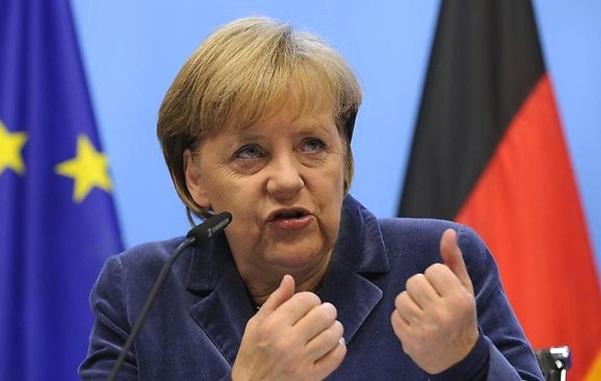 Европейский союз не собирается отменять санкции против России - Меркель