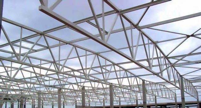 Преимущества легких металлоконструкций, применяющихся в строительстве