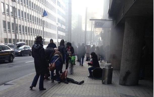 Теракты в Брюсселе продолжаются: после аэропорта прогремели взрывы в метро