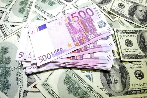 Межбанк Украины 24 мая 2017. Доллар и евро вновь падают