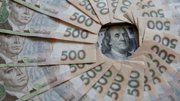 Международная организация впервые взяла гривневый кредит