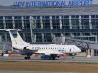 Международный аэропорт Львов заключил контракт с авиакомпанией Ryanair