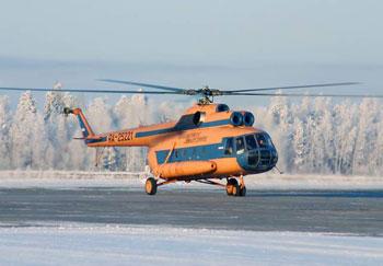 История создания и развития вертолета Ми-8