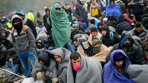 ЕС увеличило число мест для беженцев на 100 тысяч