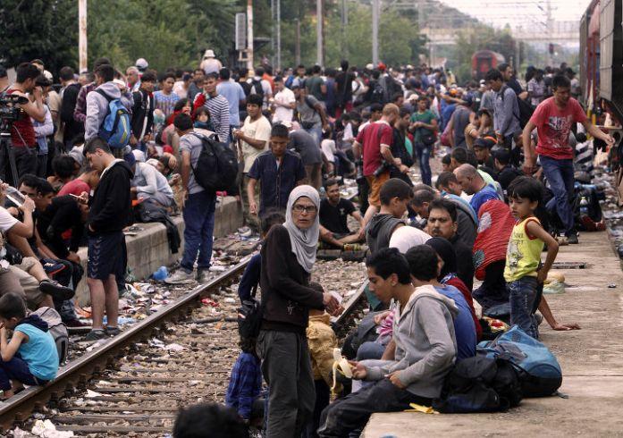 Чехия отказывается принимать мигрантов из Турции