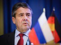 Министр иностранных дел Германии предложил снять санкции с России