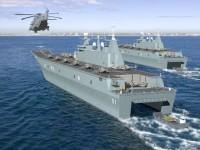 ОАЭ изъявили желание купить один из двух «Мистралей»