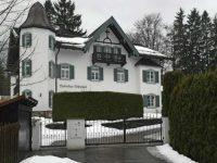 Михаил Горбачев выставил на продажу свой особняк в Баварии