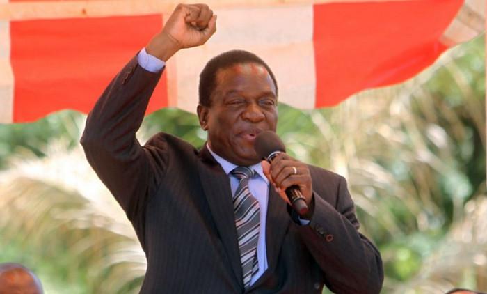 "Мнангагва ""Крокодил"" приведен к присяге в качестве президента Зимбабве"