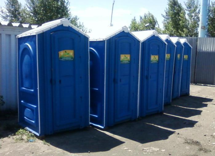 Бизнес-идея: долгосрочная аренда мобильных туалетных кабин
