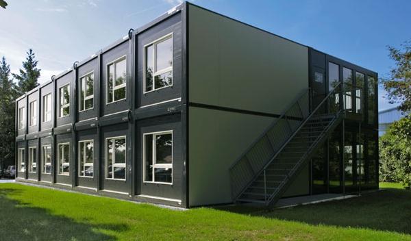 Бизнес идея: сооружение быстровозводимых модульных зданий из сэндвич панелей