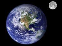Могут ли столкнуться Земля и Луна, – исследование ученого