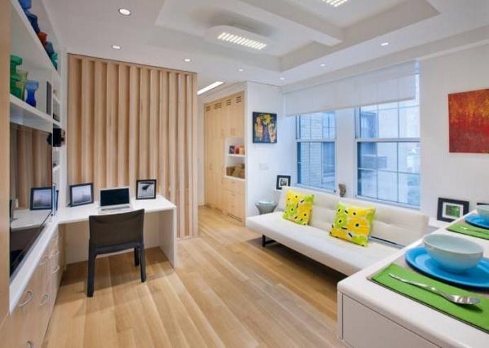 Смарт, квартира, smart, жилье, мини, малогабаритная, перепланировка, фото, дизайн, застройщик, гостинка