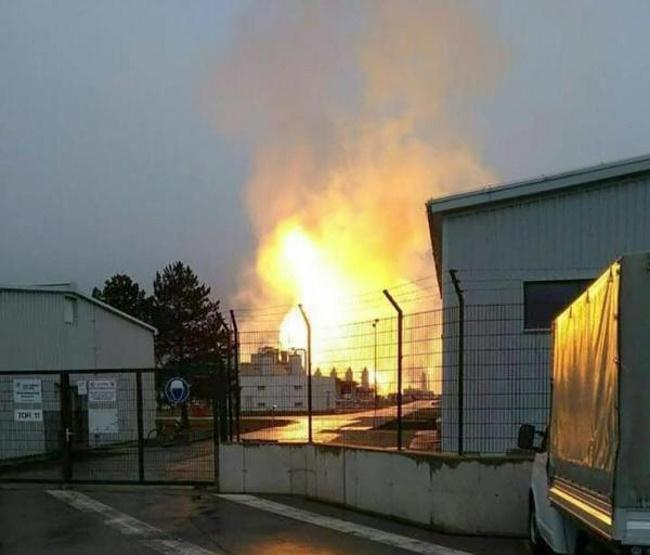 Мощный взрыв в Австрии: один погибший и 60 пострадавших