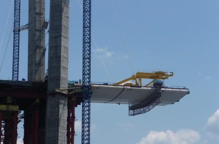 Керченский мост перестали финансировать, - Forbes