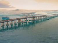 Строительство Керченского моста в аннексированный Крым оценили в $2,8 млрд долларов