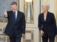 МВФ & Украина: Лагард и Порошенко обсудили ситуацию в НАБУ, САП и создание антикорсуда