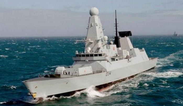 На боевых кораблях Великобритании обнаружены значительные технические недостатки