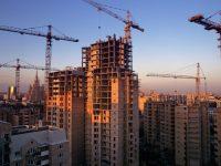 На четверть выросли объемы строительства в Украине