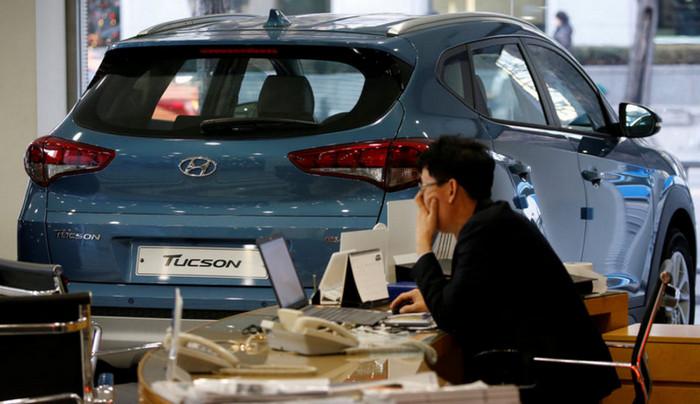 На фоне падения продаж Hyundai сокращает расходы