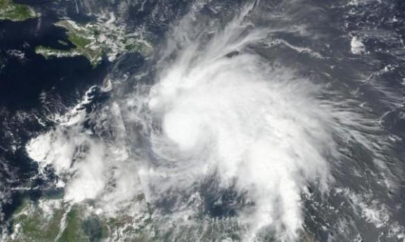 На Гаити разбушевался ураган Мэттью: есть первые жертвы