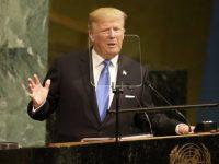 """На Генеральной Ассамблее ООН Трамп угрожал """"полным уничтожением"""" Северной Кореи"""